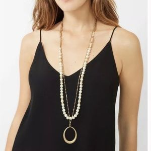 New In Box Stella & Dot Natia Layered Necklace